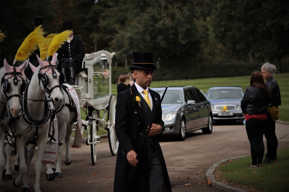 T Parry funeral director