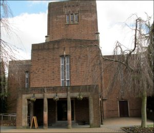 Carmountside Cemetery and Crematorium Chapel