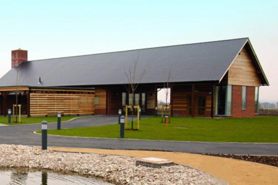 Lichfield Crematorium