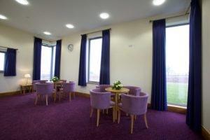 Lichfield Crematorium Family Room
